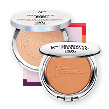 It Cosmetics NOW $17.50-18 Select Powders reg $35-36