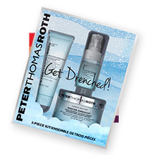 Peter Thomas Roth Now $36.40 Get Drenched Kit reg $52