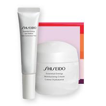 Shiseido NOW $29.40-33.60 Shiseido Essential Energy Collection reg $42-48