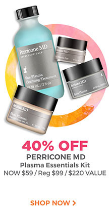 40% off Perricone MD Plasma Essentials is now $59, regular $99. Shop now.