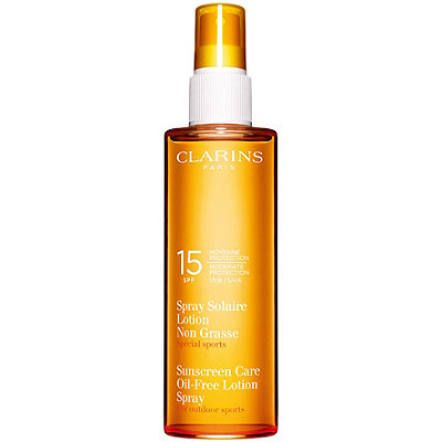 ClarinsSunscreen Care Oil-Free Lotion Spray SPF 15