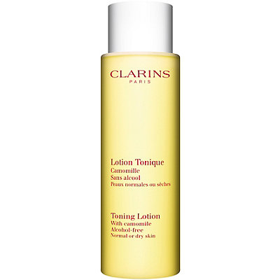 Clarins Toning Lotion with Chamomile
