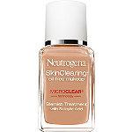 Neutrogena SkinClearing Oil-Free Makeup Natural Tan