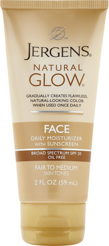 Jergens Natural Glow Healthy Complexion Daily Facial Moisturizer ... f3c7d6145c