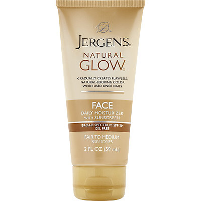 JergensNatural Glow Healthy Complexion Daily Facial Moisturizer