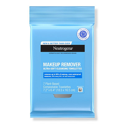 Travel Size Makeup Remover Towelettes