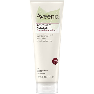 AveenoPositively Ageless Firming Body Lotion