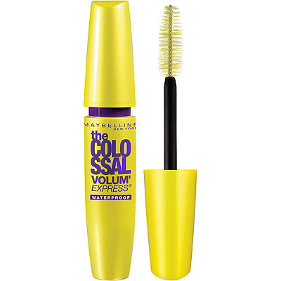 Volum' Express The Colossal Waterproof Mascara