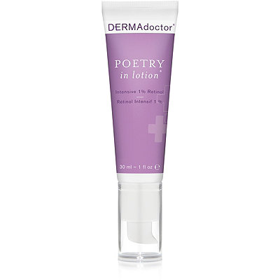 Dermadoctor Poetry in Lotion Intensive 1%25 Retinol