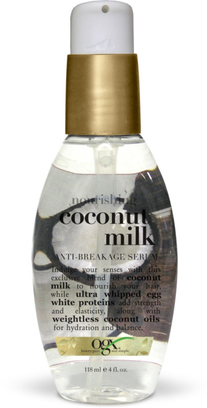 Ogx Nourishing Coconut Milk Anti Breakage Serum Ulta Beauty