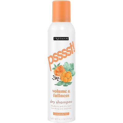 Instant Dry Shampoo Spray