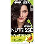 Garnier Online Only Nutrisse Nourishing Color Crème Soft Black
