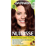 Garnier Online Only Nutrisse Nourishing Color Crème Soft Mahogany Dark Brown