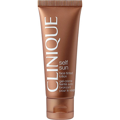 CliniqueSelf Sun Face Tinted Lotion