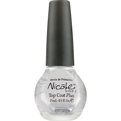 Nicole by OPI Top Coat Plus