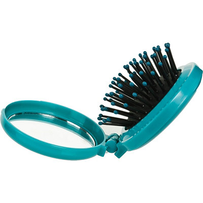 Ms. Manicure Pop Up Mirror and Brush