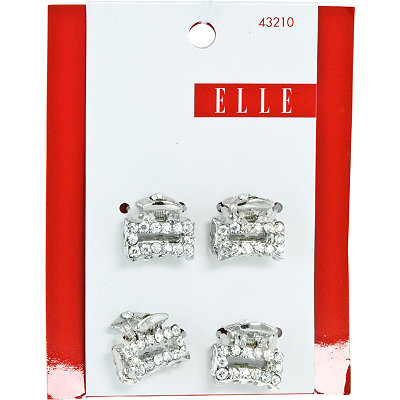 Elle Mini Hair Clip Set