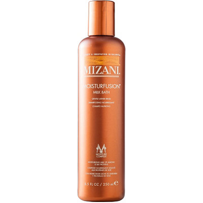 Mizani Moisturefusion Milk Bath Gentle Lather Rinse
