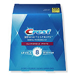 Crest3D White Whitestrips Advanced Seal Vivid