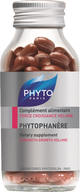 PHYTOPHANÈRE Dietary Supplement for Hair & Nails