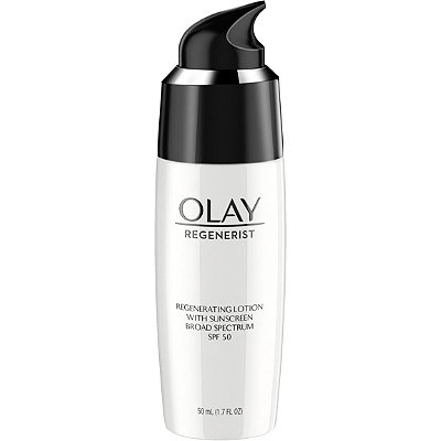 Olay Regenerist UV Defense Regeneration Lotion SPF 50