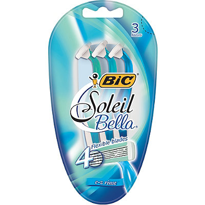 Bic Soleil Bella Disposable Shaver