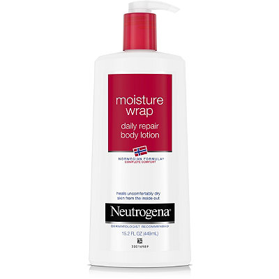 Neutrogena Moisture Wrap Daily Repair Body Lotion