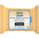 Neutrogena Deep Clean Makeup Remover Wipes