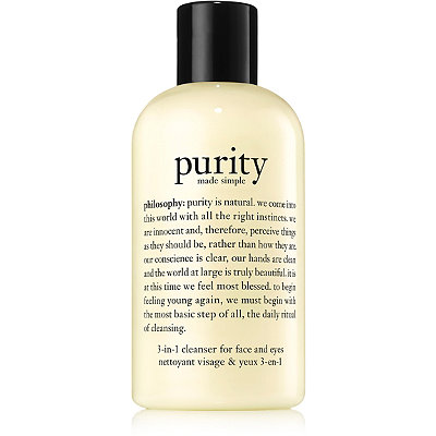 Image result for purity made simple facial cleanser