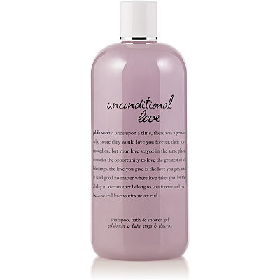 Philosophy Unconditional Love Perfumed Shampoo%2C Bath %26 Shower Gel