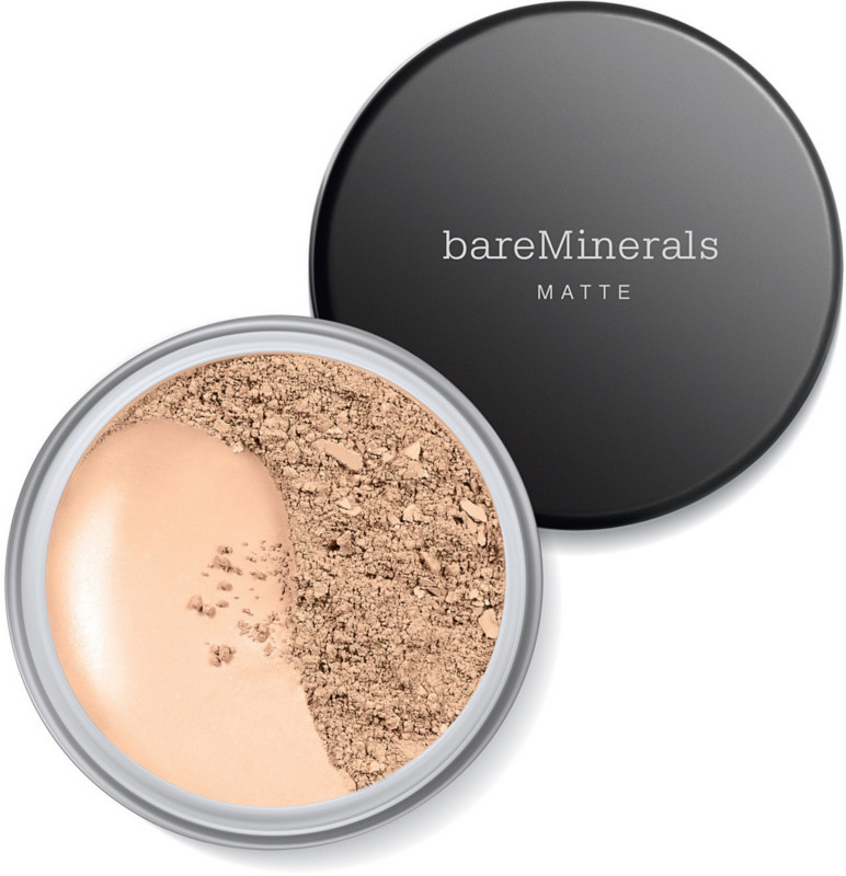 Bareminerals Matte Foundation Broad