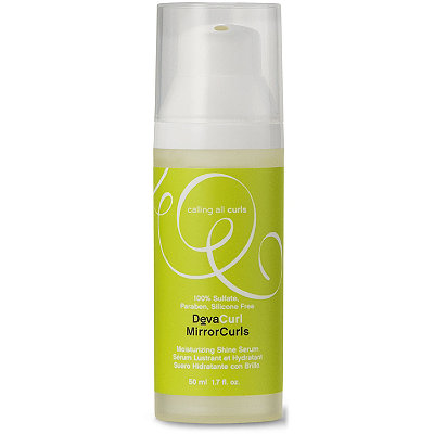 DevaCurlMirrorCurls Moisturizing Shine Serum