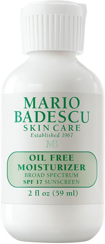 Oil Free Moisturizer SPF17 by mario badescu