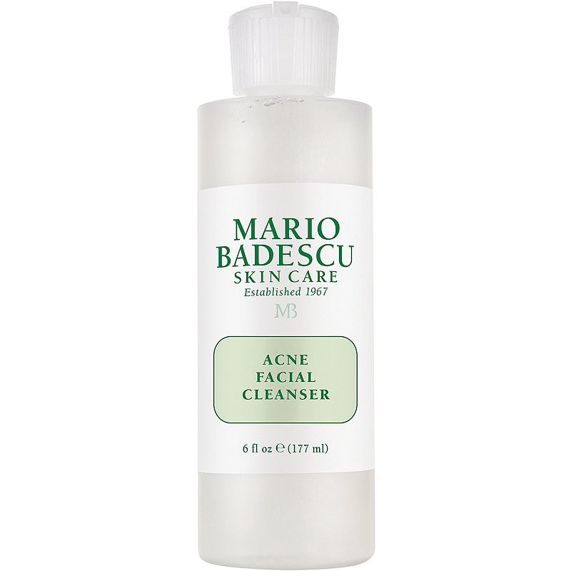 Mario Badescu Acne Facial Cleanser Ulta Beauty