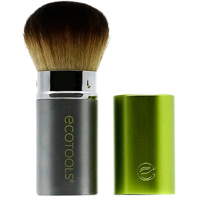 EcoToolsRecycled Aluminum Retractable Kabuki Brush