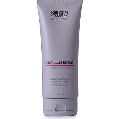 Keratin ComplexInfusion Therapy Vanilla Bean Deep Conditioner
