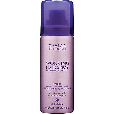 AlternaTravel Size Caviar Anti-Aging Working Hairspray