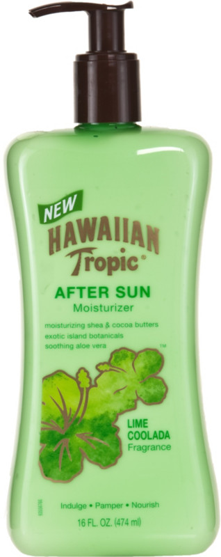 Lime Coolada After Sun Moisturizer Green by Hawaiian Tropic #5