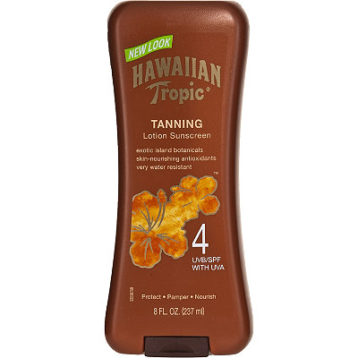 Hawaiian TropicTanning Lotion Sunscreen