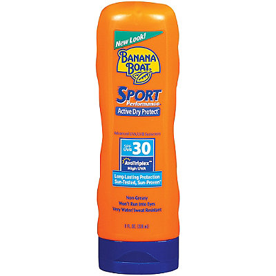 Banana BoatSport Performance Sunscreen SPF 30 Lotion