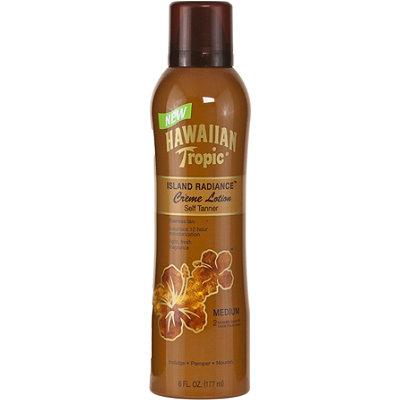 Hawaiian TropicIsland Radiance Creme Lotion Self Tanner