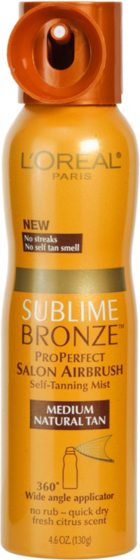 Sublime Bronze Pro Perfect Salon Airbrush Self-Tanning Mist