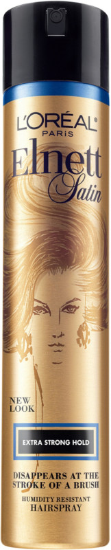 75204a3c881 L'Oréal Elnett Satin Extra Strong Hold Hair Spray | Ulta Beauty