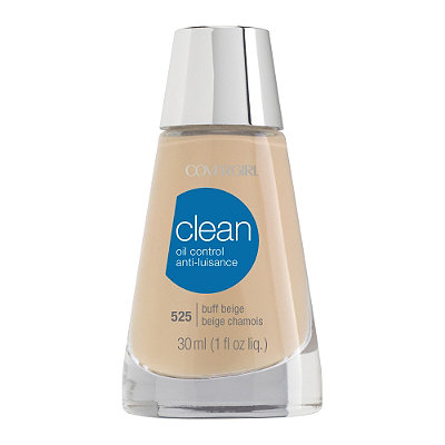 CoverGirl Clean Makeup%2C Oil Control
