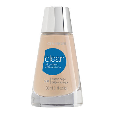 CoverGirl Clean Makeup, Oil Control