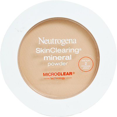 NeutrogenaSkinClearing Mineral Powder