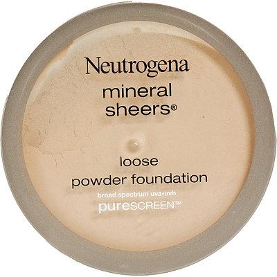 NeutrogenaMineral Sheers Loose Powder Foundation