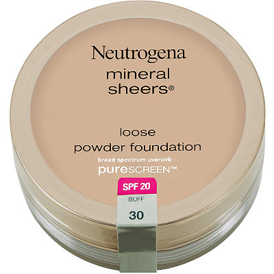 how to use loose powder foundation