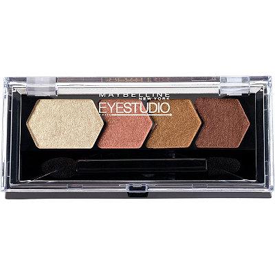 MaybellineEye Studio Color Plush Silk Eyeshadow Quad