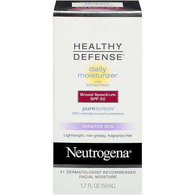 NeutrogenaHealthy Defense Daily Moisturizer w/PureScreen